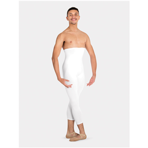 Mens High Waist Dance Pants
