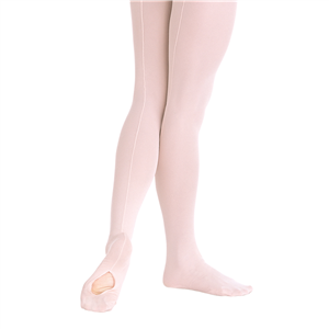 Adult TotalSTRETCH Mesh Seamed Convertible Tights
