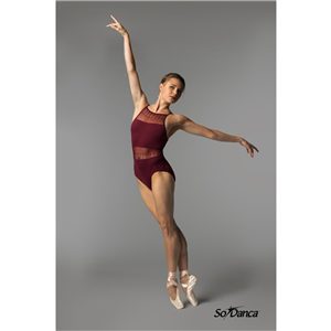 Sara Mearns Collection Leotard