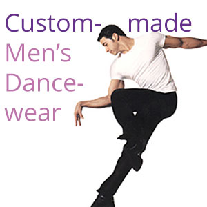 Custom-Made Men's Dancewear