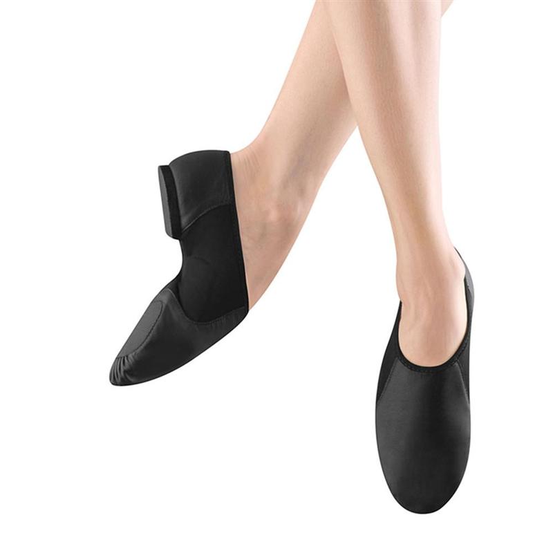 neoflex slip on jazz shoe by bloch s0495l bloch on