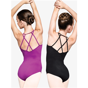 "Womens ""Determined"" Crisscross Back Camisole Leota"